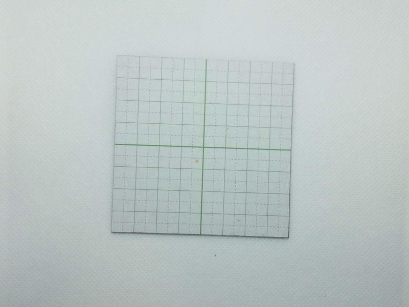 レザークラフトでの型紙作成手順2