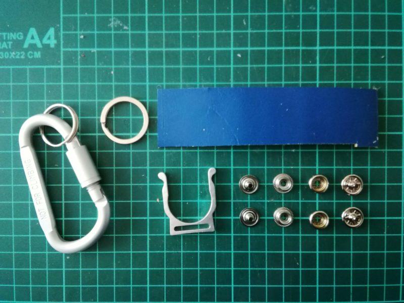 ペットボトルホルダーを作るのに必要な材料